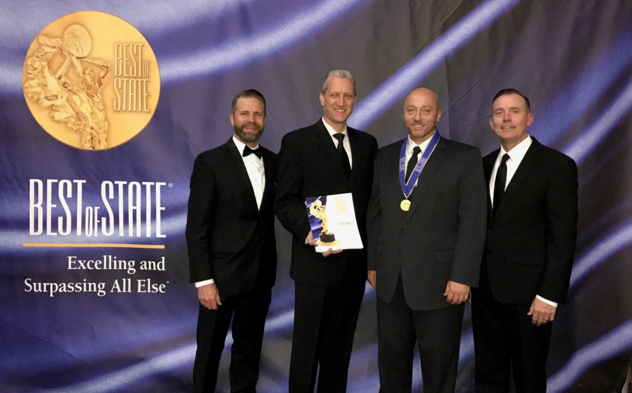 Les Olson Company Managed IT Services Best of State